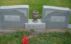 Ida Stella <i>Creekmore</i> Beavers