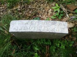 Mary J <i>Hutchinson</i> Bowne