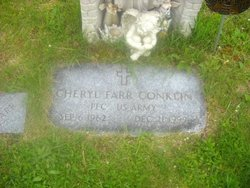 Cheryl <i>Farr</i> Conklin