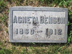 Agneta Benson