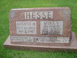 Myra Frances Virginia <i>Penrod</i> Hesse