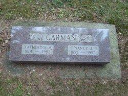 Nancy Jane Garman