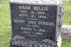 Mary Ann <i>Corson</i> Bellis