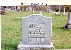 Martha Jane <i>Elledge</i> Gill