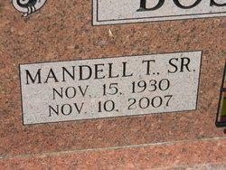 Mandell T. Bosley, Sr
