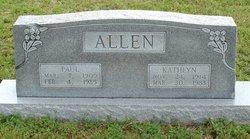 Kathlyn <i>Bay</i> Allen