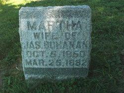 Martha Ellen Mattie <i>Hovenden</i> Bohanan