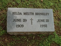 Hilda <i>Meuth</i> Brinkley