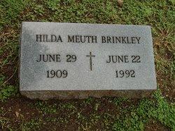 Hilda <i>Meuth</i> Brinkley