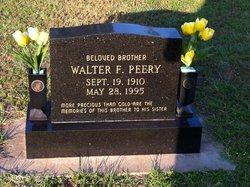 Walter F Peery