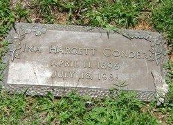 Ina <i>Hargett</i> Conder