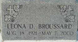Leona D. Broussard