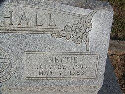 Nettie Marshall