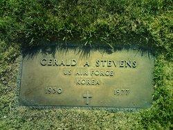 Gerald A Stevens