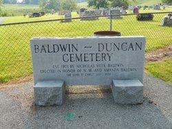 Baldwin-Duncan Cemetery