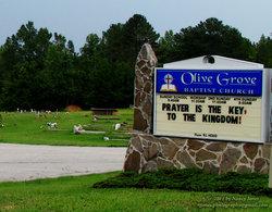 Olive Grove Baptist Church Cemetery