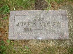 Melvin Severn Anderson