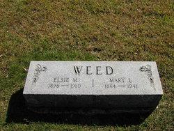 Elsie May <i>Weed</i> Beach