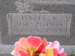 Hazel <i>Warren</i> Mabe