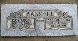 Inez Critchlow Bassett