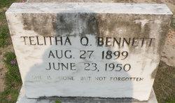 Talitha Q. Bennett