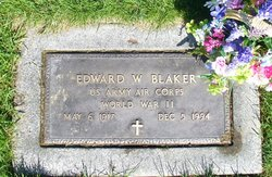 Edward William Blaker