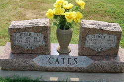 Dewey Fate Cates