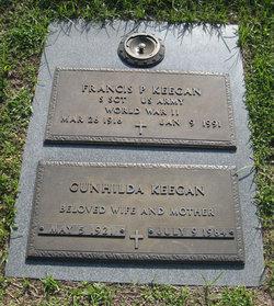 Gunhilda Keegan