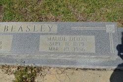 Maude <i>Dixon</i> Beasley