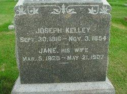 Jane <i>Seaton</i> Kelley