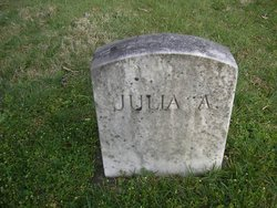 Julia Ann July <i>Brown</i> Borders