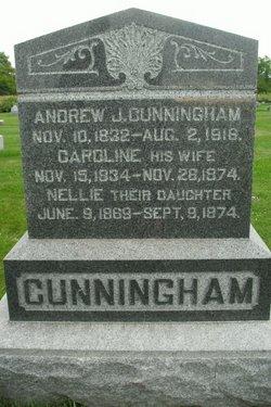 Caroline <i>Kinney</i> Cunningham