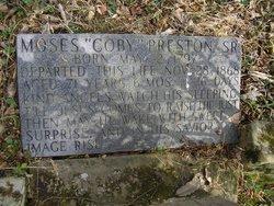 Moses Coby Preston, II