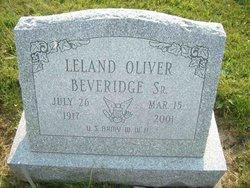 Leland Oliver Beveridge