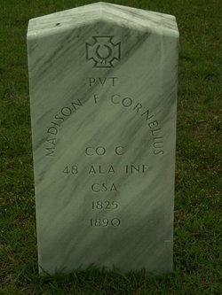 Madison Franklin Cornelius