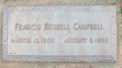 Francis Russell Campbell