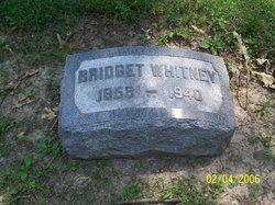 Bridget <i>Whalen</i> Whitney