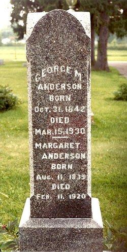 George Madison Anderson