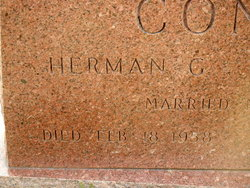 Herman G. Conner