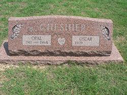 Opal Marie <i>Cox</i> Cheshier