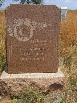 Stella P. <i>Johnson</i> Arnall