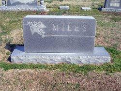 Nannie Reese <i>Rascoe</i> Miles