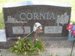 Billie Lou <i>Corless</i> Cornia
