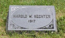 Harold William Kechter