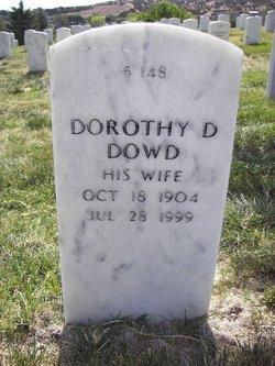 Dorothy Lucille Dot <i>Deland</i> Dowd