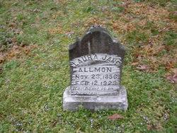 Laura Jane <i>Maddox</i> Allmon