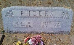 Joseph Hill Rhodes