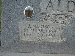 James Madison Alderman