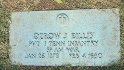 Ozrow James Billis