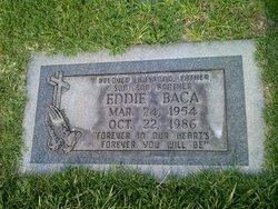 Eddie Baca